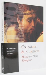Colossians & Philemon (Two Horizons New Testament Commentary Series)
