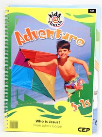 Kids@Church 05: Ad5 Ages 5-7 Teachers Pack (Adventure) (Kids@church Curriculum Series)