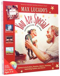 You Are Special CDROM Max Lucado Win Mac