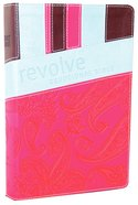 Ncv Revolve Devotional Bible Leathersoft With Silver Edging (Revolve Biblezine Series)