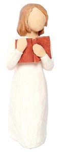 Willow Tree Figurine: Love of Learning