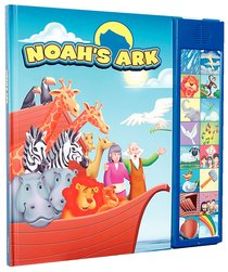 Deluxe Sound Storybook: Noahs Ark (Sound Storybooks Series)