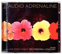Live From Hawaii: The Farewell Concert CD & DVD