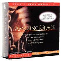 Radio Theatre: Amazing Grace (5cd Set)