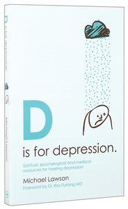 Is For Depression