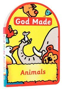 God Made Animals (God Made Series)