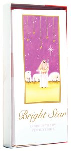 Christmas Boxed Cards: Wondrous Gift Gold Foiled