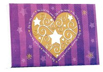 Joy to the World the Lord Has Come (7.6 X 5.1cm) (Pass It On Cards Series)
