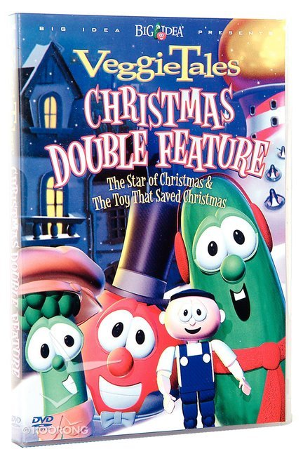 Veggietales the toy that saved christmas online gifts