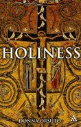 Holiness (New Century Theology Series)