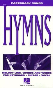 Paperback Songs: Hymns