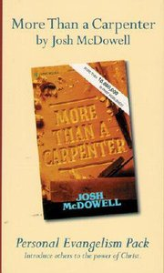 More Than a Carpenter (6 Pack)