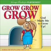 Playsongs Grow Grow Grow (Playsongs Series)