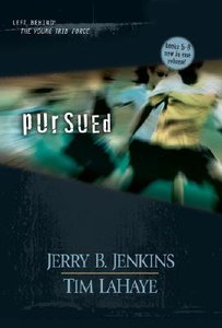 Pursued (Volumes 5-8) (#02 in Left Behind: The Young Trib Force Series)