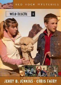 Wild Rescue (#04 in Red Rock Mysteries Series)