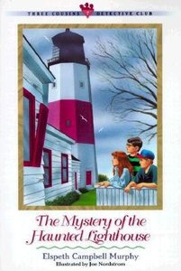 Mystery of the Haunted Lighthouse (#07 in Three Cousins Dc Series)