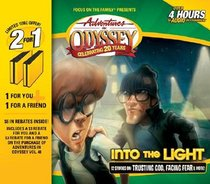 Into the Light (#47 in Adventures In Odyssey Audio Series)