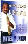 Buy kingdom principles 02 in understanding the kingdom series by applying the kingdom 03 in understanding the kingdom series fandeluxe Gallery