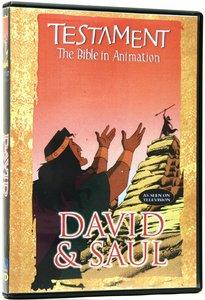 Testament: David & Saul