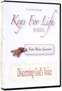 Discerning Gods Voice (Keys For Life Series)