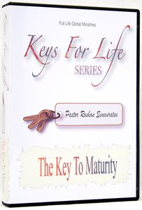 The Key to Maturity (Keys For Life Series)