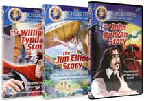 Thof (3 Pack) (Torchlighters Heroes Of The Faith Series)