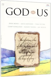 God in Us (Music Book)