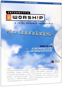 Integritys Iworship No Boundaries Musicbook