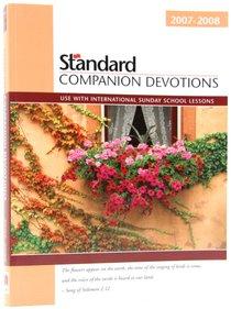 Standard Companion Devotions 2007-2008