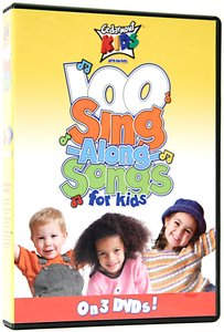 100 Singalong Songs For Kids (Kids Classics Series)