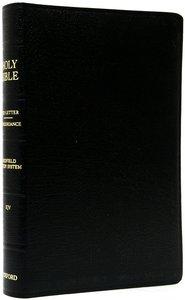 KJV Old Scofield Study Black (Classic Edition)
