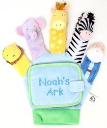 Noahs Ark Hand-Puppet Board Book