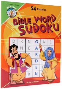 Bible Word Suduko (Grades 3-8)