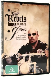 Rebels Boss Turns to Jesus (#01 in Jesus Still Healing Today Series)