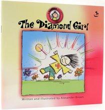 The Diamond Girl (A Xanthe Story) (Xanthe Stories Series)