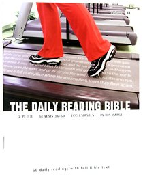 2 Peter, Genesis 36-50, Ecclesiastes, in His Image (#11 in Daily Reading Bible Series)