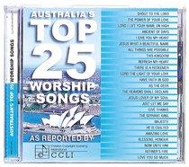 Ccli Australias Top 25 Worship Songs