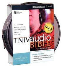 TNIV Audio Bible Complete MP3 CD Multi-Voice