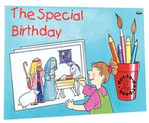 The Special Birthday (Bible Events Dot To Dot Series)