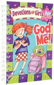 God and Me! #01 (Girls 10-12) (God And Me Series)