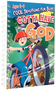 Fun Devotions For Boys (Aged 6-9) (Gotta Have God Series)