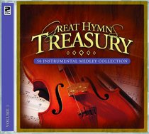 Treasury of Hymns #01 (#1 in Treasury Of Hymns Series)