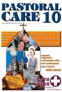 Pastoral Care 10 Evaluation Demo CDROM