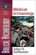 Biblical Archaeology (Zondervan Quick Reference Library Series)