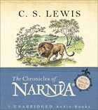 Chronicles of Narnia CD Boxed Set (Children) (Chronicles Of Narnia Audio Series)