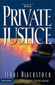 Private Justice (#01 in Newporte 911 Series)