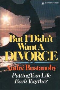 But I Didnt Want a Divorce