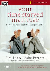 Your Time-Starved Marriage DVD