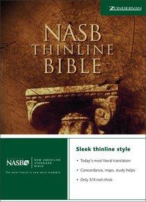 NASB Thinline Text Edition