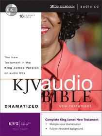 KJV Audio New Testament Dramatized (Unabridged 18 Hrs)